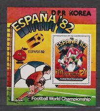s5627) KOREA 1981 MNH** World Cup Football'82 - Campionato Mondiale Calcio s/s