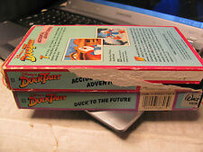 Walt Disney's Duck Tales lot of 2 vhs AND Movie