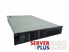 HP ProLiant DL380 G7 Server, 2x 2.93GHz X5670 HexCore, 128GB, 8x Caddy, Rail Kit