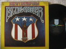 "BLUE CHEER ""NEW IMPROVED"" LP LP IS STONE MINT ORIGINAL PSYCHEDELIC"