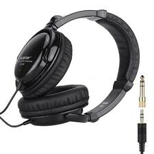 Takstar HD2000 Headphones Audio Mixing Studio Recording & DJ For Guitar S5G0