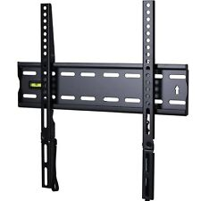 Ultra Slim TV Wall Mount Bracket Plasma Low Profile Design For Ultra Thin TV New
