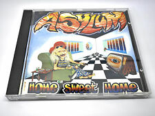 * Asylum - Home Sweet Home CD * Rude RUDECD006 *