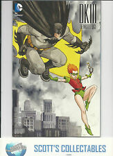 DARK KNIGHT III MASTER RACE  #1 NM (1:10 THOMPSON)  BOARDED & BAGGED. FREEPOST
