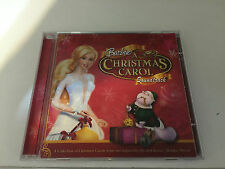 Barbie A Christmas Carol Soundtrack CD 2008 Mattel Inc. 11 Songs