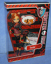 Monster High TORALEI STRIPES BASIC 1st Wave Sweet Fangs Puppe Doll NEU OVP MIB