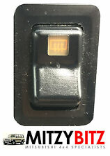MITSUBISHI PAJERO SHOGUN MK1 84 - 91 HEATED REAR WINDOW SWITCH ORANGE
