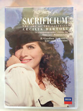 DVD SACRIFICIUM THE ART OF THE CASTRATI // CECILIA BARTOLI