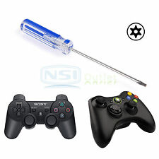 Torx T8 Tamper Proof Screwdriver Security Torx Driver for xBox360 PS3 Controller