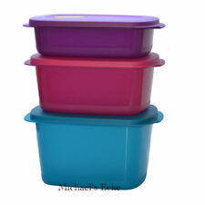 Tupperware Micro Crystal Wave Set