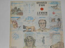 JOHN LENNON - PLASTIC ONO BAND -Shaved Fish- LP  Amiga  near mint
