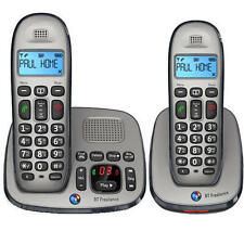 BT Freelance XD8500 TWIN Digital Cordless Home Telephone + Answering Machine