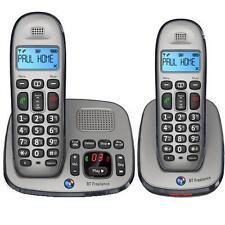 BT Freelance XD8500 TWIN Digital Cordless Home Telephone + Answering Machine