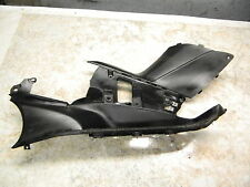 09 Yamaha XP500 XP 500 TMax Scooter lower right bottom cover foot rest floor