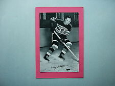 1934/43 BEEHIVE CORN SYRUP GROUP 1 HOCKEY PHOTO CULLY DAHLSTROM BEE HIVE SHARP!!