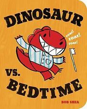 Dinosaur vs. Bedtime (Board  Book)-ExLibrary