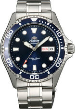 Orient FAA02005D Men's Stainless Steel Blue Ray II 200M Automatic Diver Watch