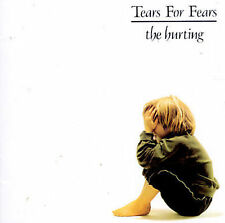 TEARS FOR FEARS THE HURTING KROQ 80s NEW WAVE MOD PUNK ROCK RHINO CD COMPLETE