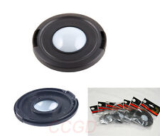 2in1 67mm Front lens cap /White Balance cap cover for Canon Nikon Pentax Camera