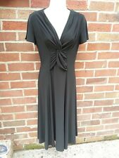 BNWT £85 CC Country Casuals sz small 8 10 black formal evening dress gown 34 36