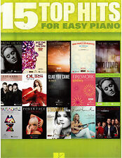Adele, Taylor Swift, Coldplay Katy Perry, Easy Piano Sheet Music !