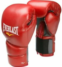 Everlast ProTex2 Training Gloves, 16 oz, Red