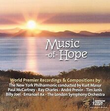 Music of Hope 2001 by Tim Janis; Billy Joel; Paul McCartney; - Disc Only No Case