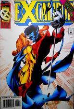Excalibur 1 1995 Ed. Marvel Comics [G.198]