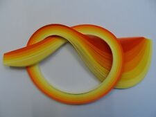 Quilling Paper 10mm  -  Yellows