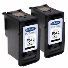 2x Canon PG-540XL Black Ink Cartridges (High Capacity) for Canon PIXMA MG3150