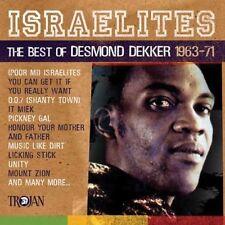 DESMOND DEKKER - ISRAELITES/BEST OF DEKKER 63-7  CD NEU