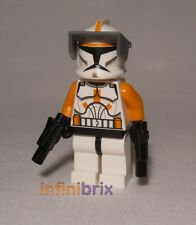 Lego Commander Cody from Set 7959 Geonosian Starfighter Star Wars NEW sw341