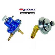 SYTEC FUEL PRESSURE REGULATOR + FIAT COUPE 20v TURBO / 16V FUEL RAIL ADAPTOR