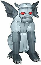 HALLOWEEN 4.5  FT GARGOYLE  AIRBLOWN INFLATABLE YARD DECORATION