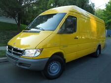 Dodge: Sprinter 2500 SHC 158