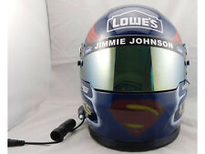 JIMMIE JOHNSON #48 2016 SUPERMAN FULL SIZE HELMET NEW IN STOCK FREE SHIPPING