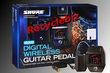 Shure GLXD16 Wireless Bodypack Guitar Pedal System Z2 Digital Free US 48 Ship!