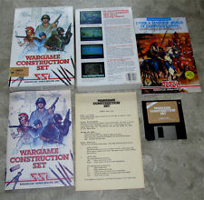 WARGAME CONSTRUCTION SET BY SSI IN INGLESE PER AMIGA