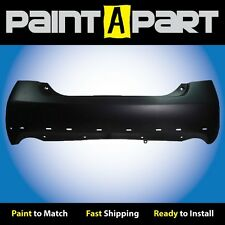 2007 2008 2009 2010 2011 Toyota Camry (SE, 6CYL) Rear Bumper (TO1100246) Painted