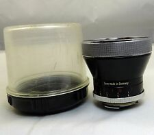 Carl Zeiss Pro-Tessar 35mm f3.2 Lens for Contaflex