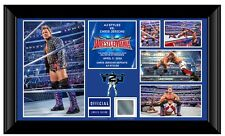 *WWE CHRIS JERICHO HAND SIGNED WRESTLEMANIA 32 PLAQUE LIMITED EDITION Y2J*