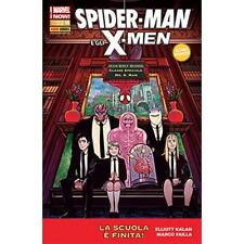 SPIDER-MAN E GLI X-MEN 5 ALL NEW MARVEL NOW wolverine 44 - PANINI COMICS - NUOVO