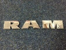 "Dodge Ram ""RAM 1500"" Badge's"