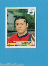 FRANCIA '98 FRANCE-PANINI-Figurina n.240 POP-UP- MARTINEZ -SPAGNA -Recuperata