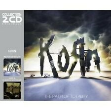 "KORN ""PATH OF TOTALITY/KORN III-REMEMBER WHO YOU ARE"" 2 CD NEU"