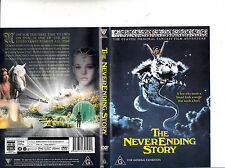 The Never Ending Story-1984-Noah Hathaway- Movie-DVD