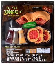 Infected Zombie Makeup Kit Adult Halloween Fancy Dress Costume Accessory BLOOD