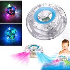 Kinder Spielzeug dichte LED-helle Kinder Lustige Badewanne Spielzeug Gift