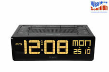 Oregon Scientific EC101 EASYPlus TALK O'cLOCK - Projection FM Radio Clock