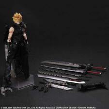 Final Fantasy VII Advent Children Cloud Strife Play Arts Kai Square Enix figure